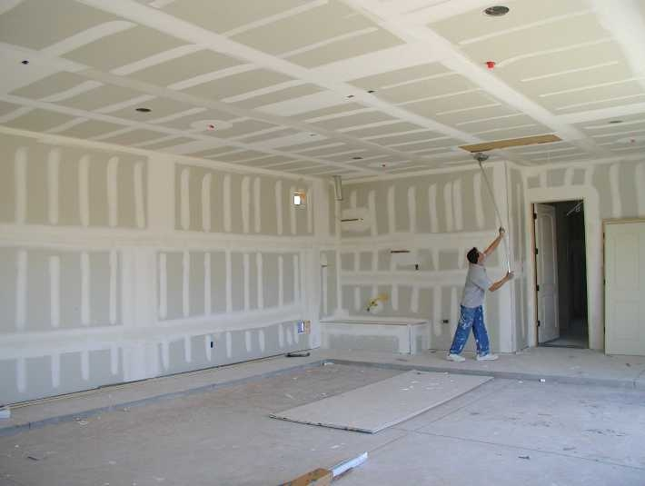 Drywall/Taping